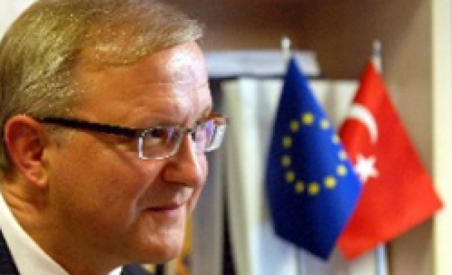 2009 must be year of Cyprus settlement: EU's Rehn