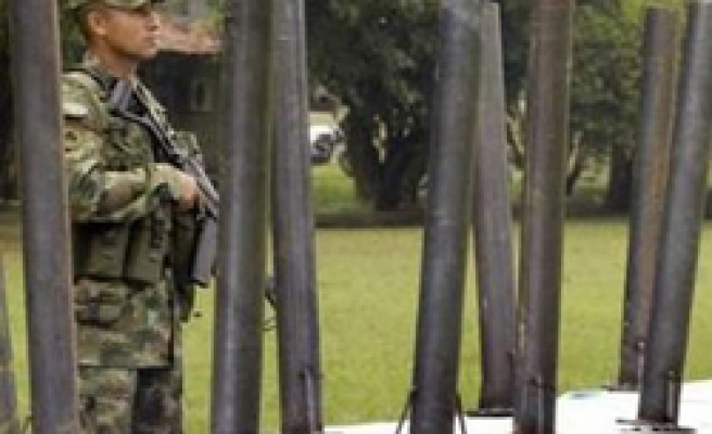 Colombia's FARC says to free six more hostages