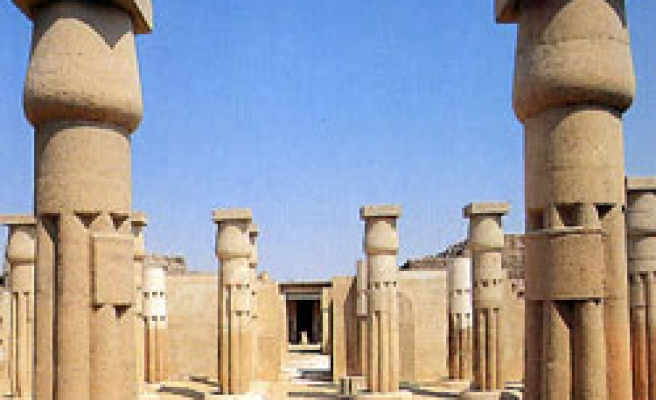 Egypt unearthes 4300 years-old tombs from court of Unas