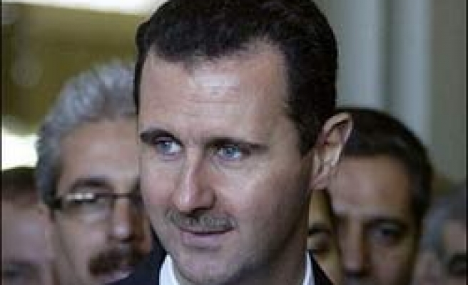 Syria's Assad sees direct talks with Israel