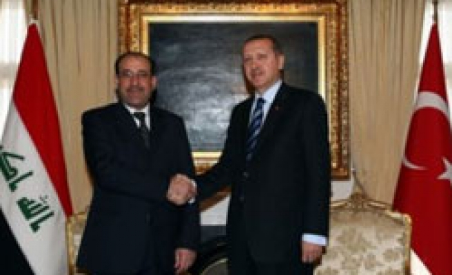 Maliki says PKK should not harm Turkey-Iraq relations