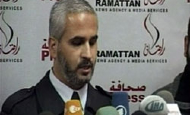 Hamas says welcomes all efforts to end internal Palestinian crisis