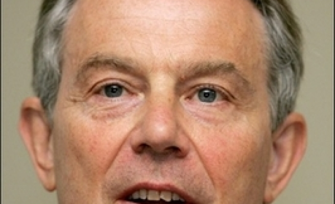 Blair to say next week when he will quit