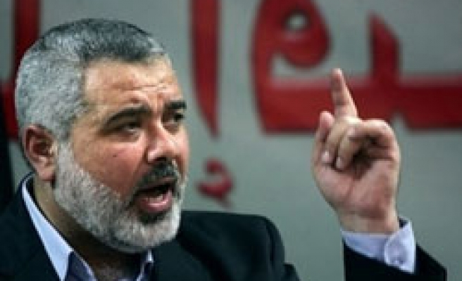 Hamas leader: 'We will never leave Palestinian land'
