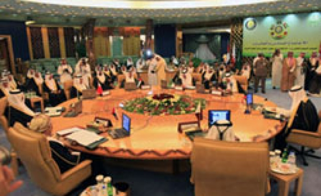 Gulf leaders to discuss Gaza, to sign monetary union accords