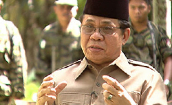 Moro Muslims want int'l guarantee before peace talks