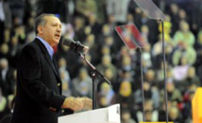 Turkish PM says Israel attacks blow to world peace