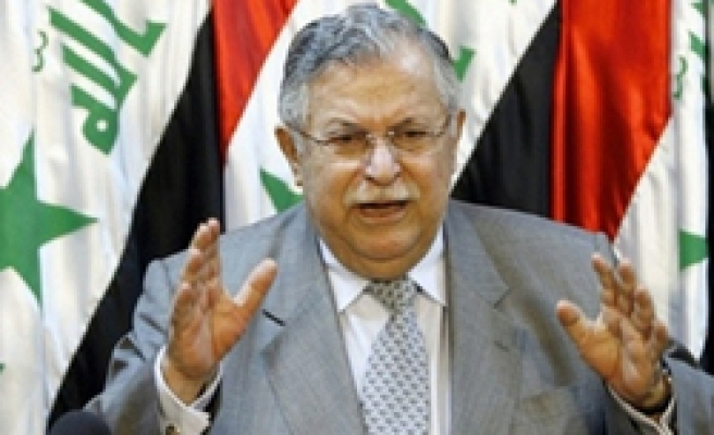 Talabani: Turkey, Iraq must have strategic relations