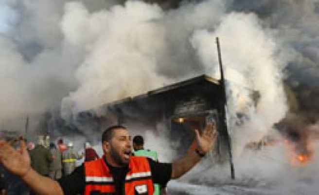Death toll rises as Israel bombs Gaza in 2nd day