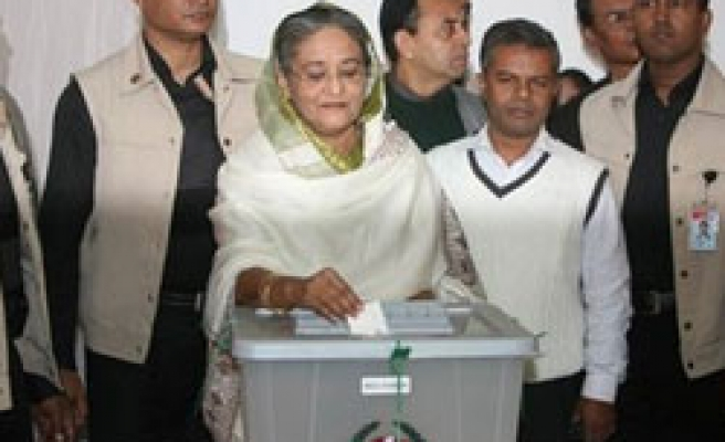 Polls open in Bangladesh parliamentary election
