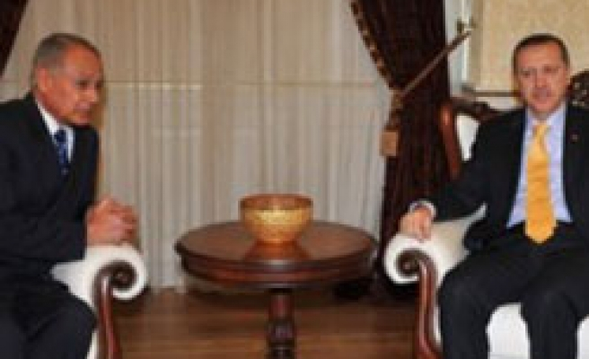 Turkish PM: Int'l community should not remain silent over Gaza