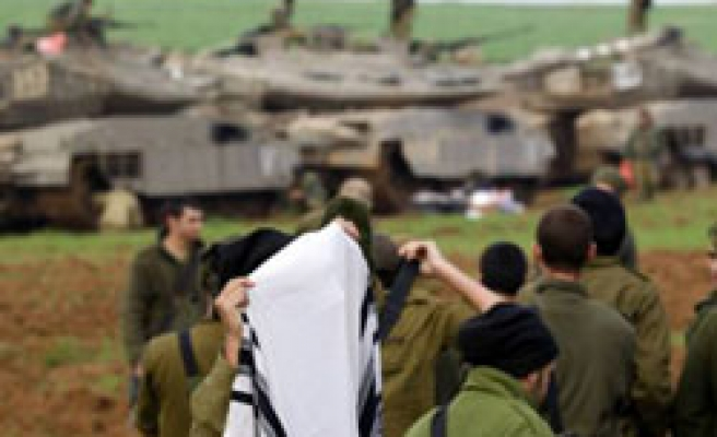 Israel may bomb Gaza for weeks, operation in 'the first stage'