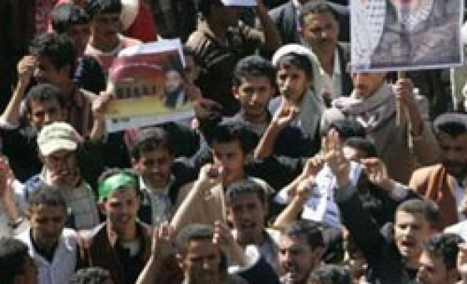 Yemenis storm Egypt consulate over coop with Israel on Gaza siege