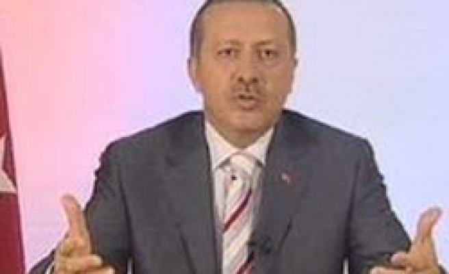 Erdogan says will turn 2009 into year of opportunities for Turkey