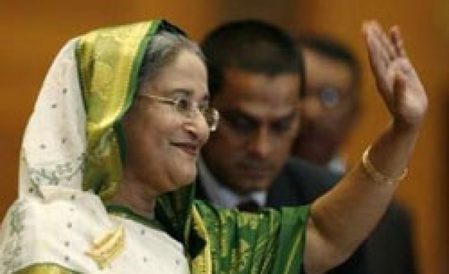 Six more swear in Hasina's cabinet in Bangladesh