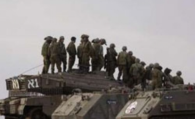 Hamas says awaits troops beyond Israel's imagination