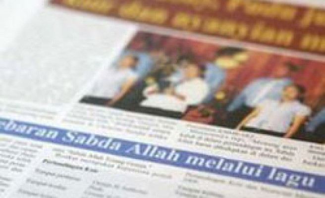 Malaysia permits Catholic paper printing but not in Malay