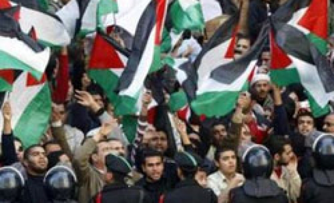 Egypt detains more Muslim Brotherhoods in pro-Gaza protest