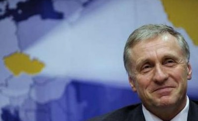 Czech PM says organise diplomatic EU mission to Gaza