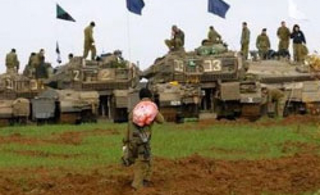 Israel says 30 soldiers wounded in Gaza ground offensive