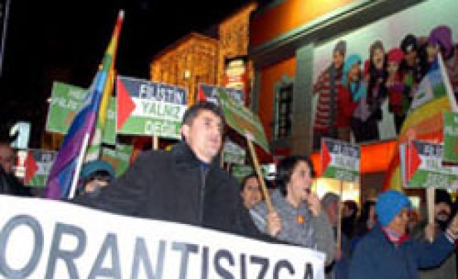 Israel to be protested in Turkey with various actions