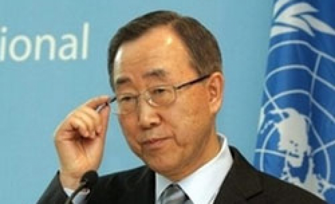 UN's Ban says to visit Gaza region next week