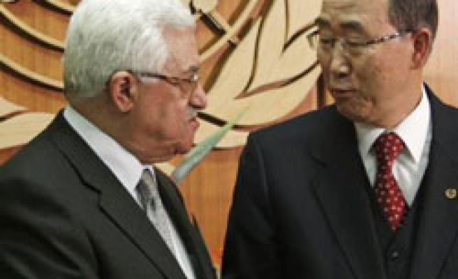 Abbas urges UN action to stop Israel, supports ceasefire plan