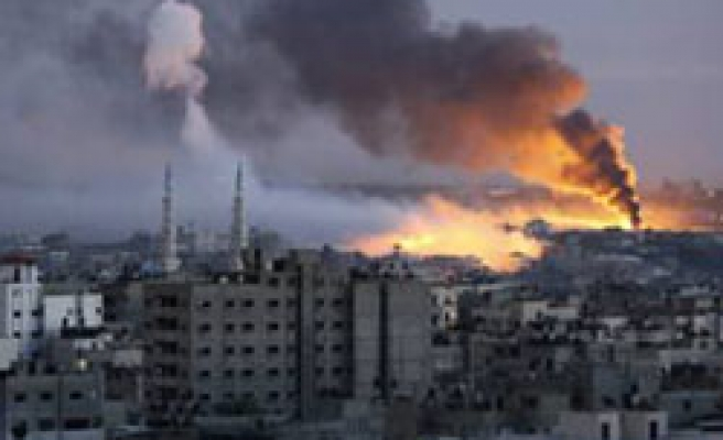 Israel bombings in Gaza after UN resolution