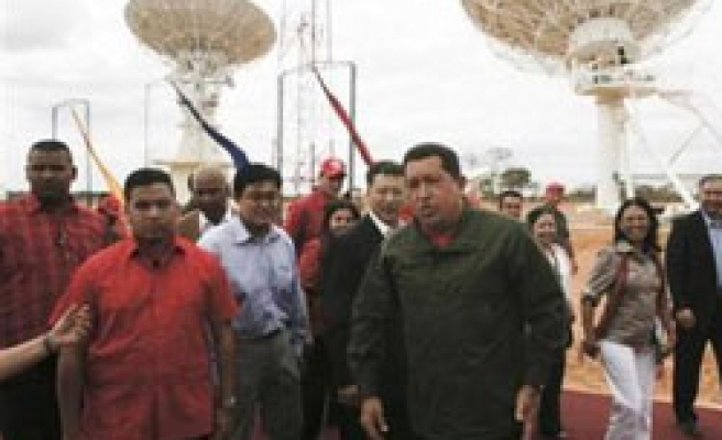 Chavez says to expel US diplomat if political interfering proven