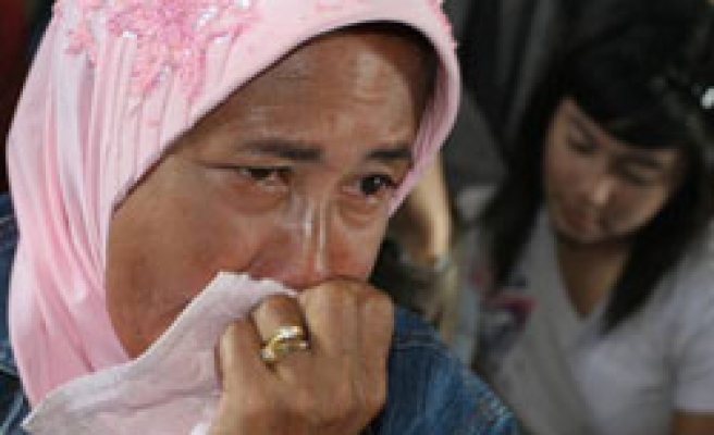 Indonesia says 246 missing after ferry sinks