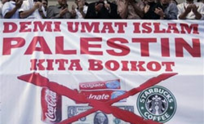 Turkish group calls for boycott of Israel, backers over Gaza
