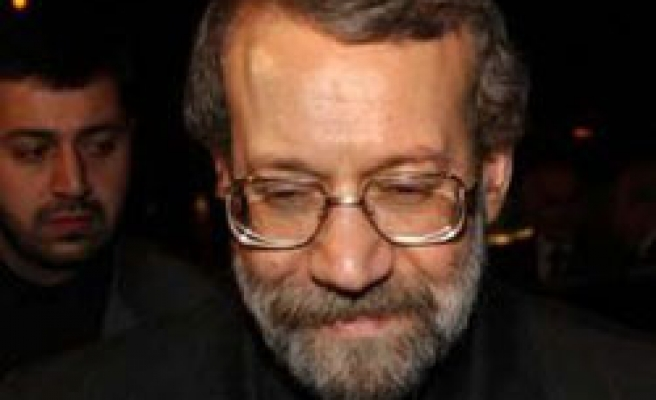 Iran's Larijani arrives in Istanbul to join OIC meeting