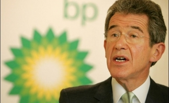 BP chief Brown resigns over scandal