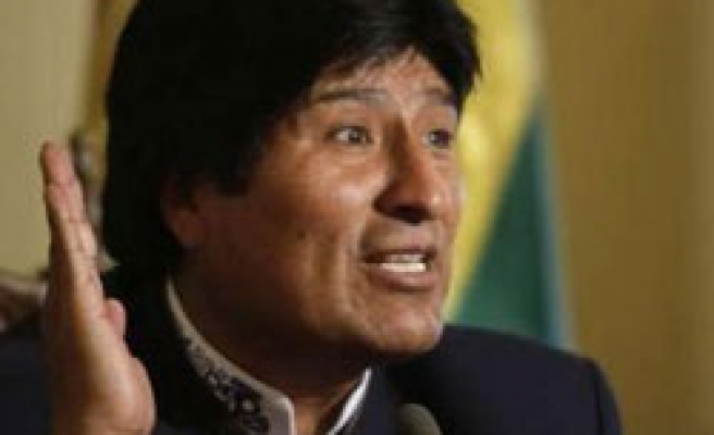 Bolivia's Morales wins referendum, opposition says also gain ground
