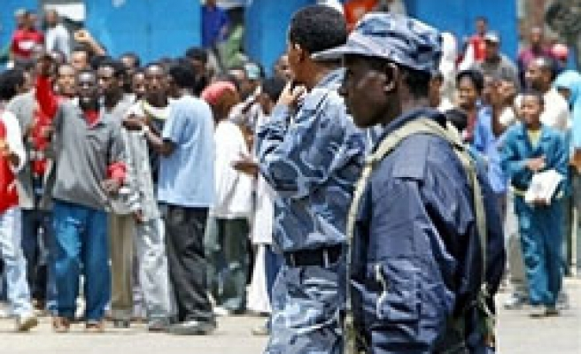 Grenade blast wounds 33 at Ethiopian bus station