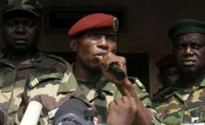 Guinea junta's No. 2 to visit wounded leader in Morocco