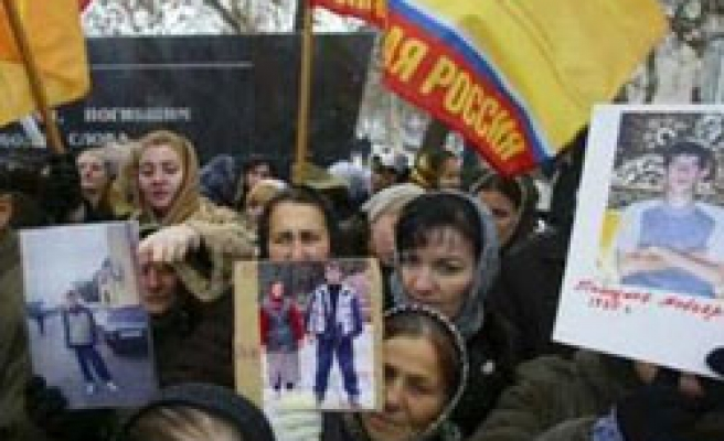 Murdered Chechen girl's lawyer shot dead in Moscow