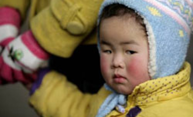 Most Chinese women want more babies