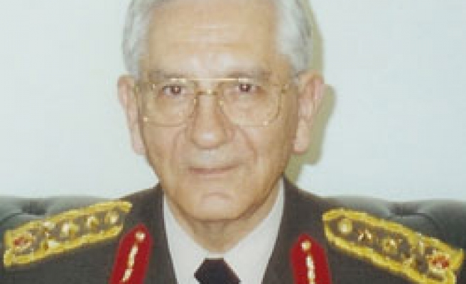 Former Turk army chief says time for coups is 'over'
