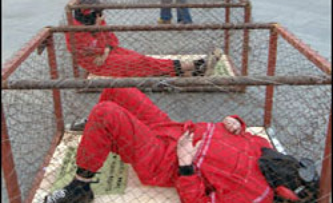 Four Iraqi Gitmo detainees could face trial in local court