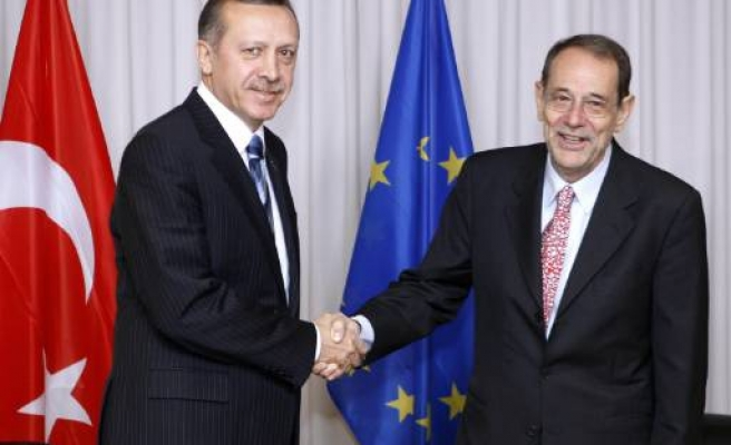 Turkey invited EU presidency dinner with Mideast countries