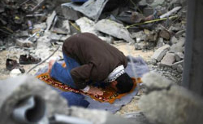 Gaza vulnerable to disease outbreak, WHO chief says