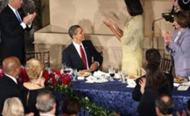 Obama takes oath again after inauguration mistake
