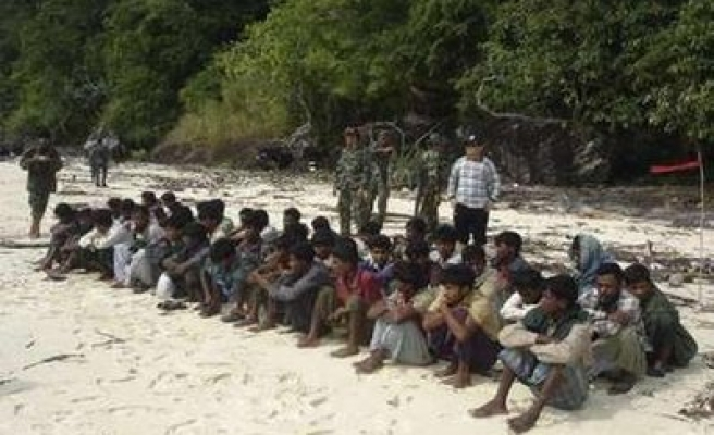 Indonesia to decide 193 Rohingya Muslim refugees fate