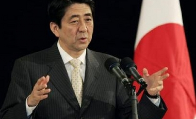 Japan PM calls a new constitution