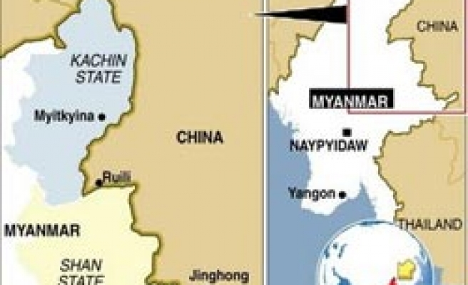 China says 19 nationals freed from Myanmar kidnap