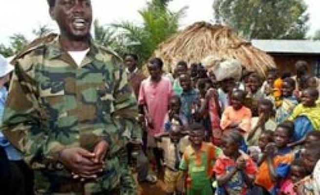 ICC's first war crimes trial gets under way for Congolese