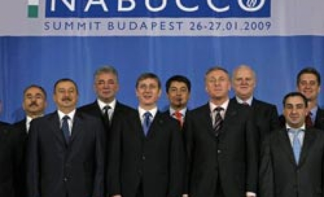 EU says to spend €250 mln for Nabucco pipeline project