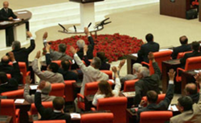 Turkey's parliament approves 22 July date for election