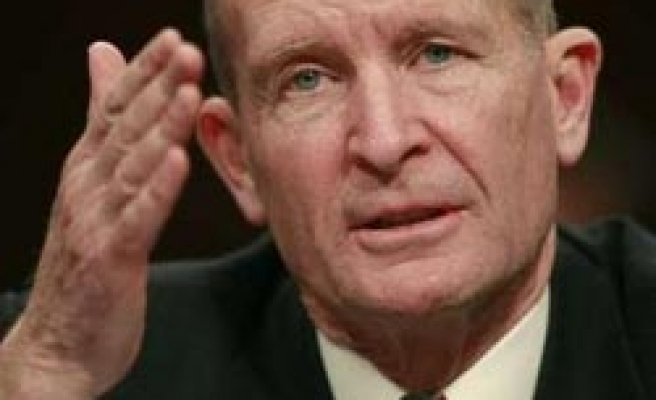 U.S. Senate confirms retired admiral as spy chief